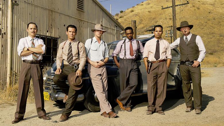 Gangster Squad -
