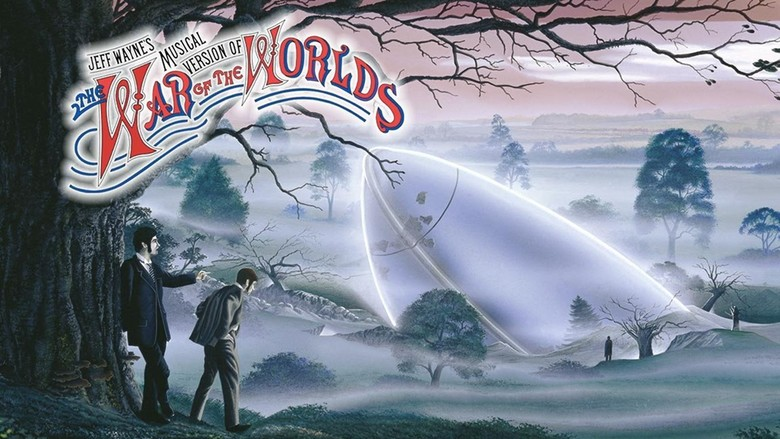 Jeff Wayne's Musical Version of 'The War of the Worlds' -
