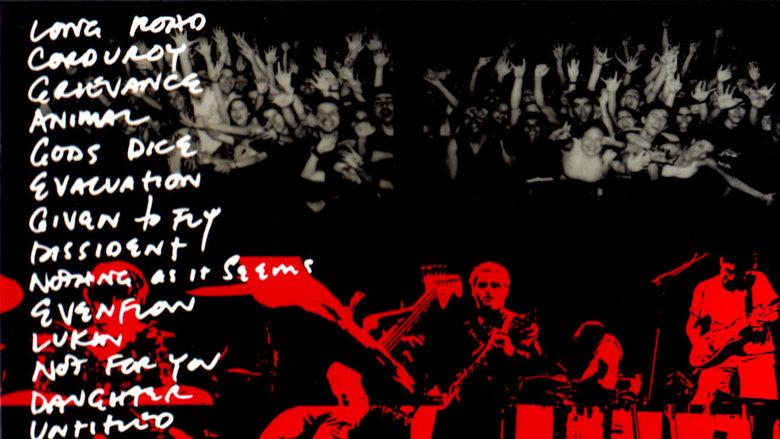 Pearl Jam - Touring Band 2000 -