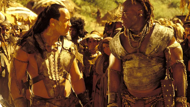 The Scorpion King -
