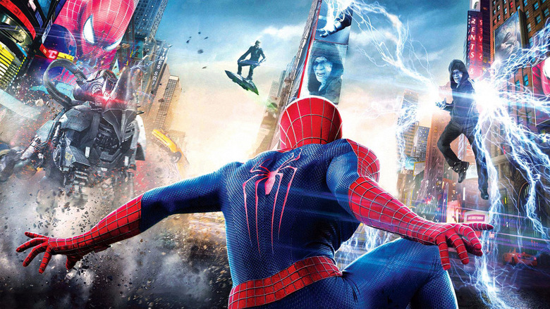 The Amazing Spider-Man 2 -