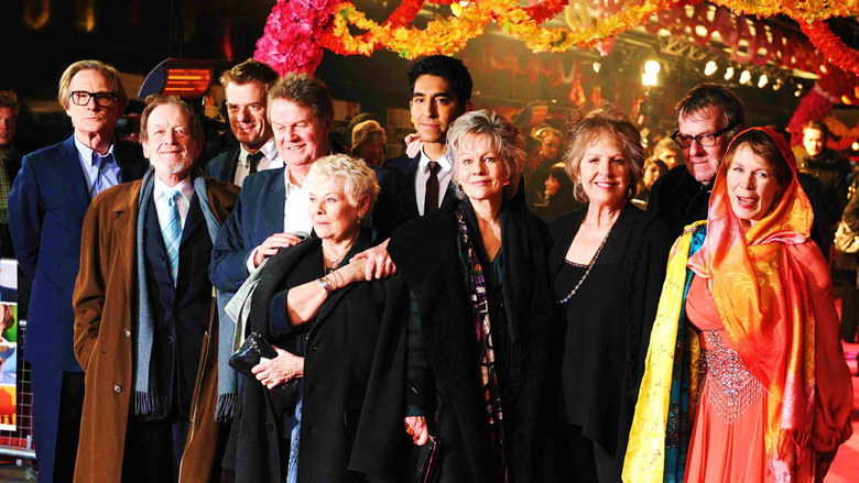The Second Best Exotic Marigold Hotel -