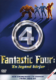 Fantastic Four - en legend börjar