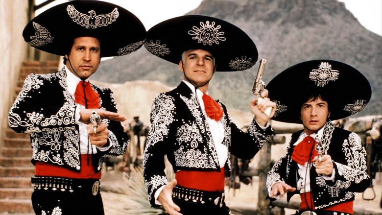Three Amigos -